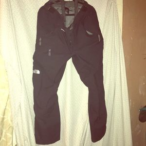 The North Face Winter Hyvent Black Pants Size XL